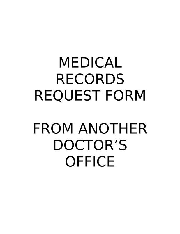 Patient Forms & Office Policies - Healthcare Of Greater Washington